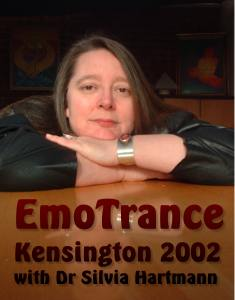 The Kensington EmoTrance DVD Set: First Ever EmoTrance Training 2002 with Silvia Hartmann by Silvia Hartmann