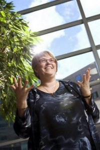 Margreet Vink, New Project Sanctuary Master, Holland