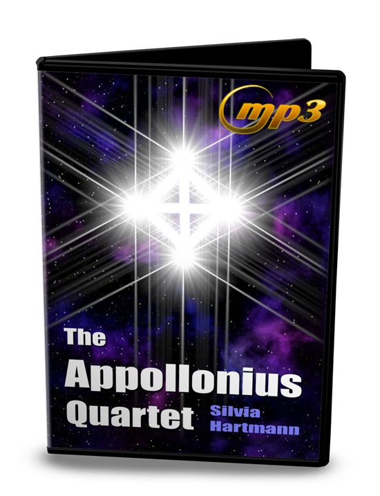 The Appollonius Quartet: Improve Psychic Skills, Paranormal Abilities with Modern Energy Hypnosis