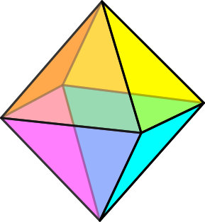 The Gift - The double pyramid