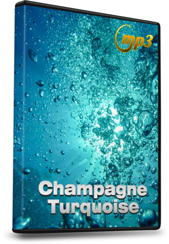 Champagne Turquoise: Give Your Amazing Energy Body Some Love! by Silvia Hartmann