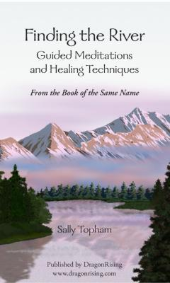 Finding the River - Guided Meditations & Healing Techniques by Sally Topham