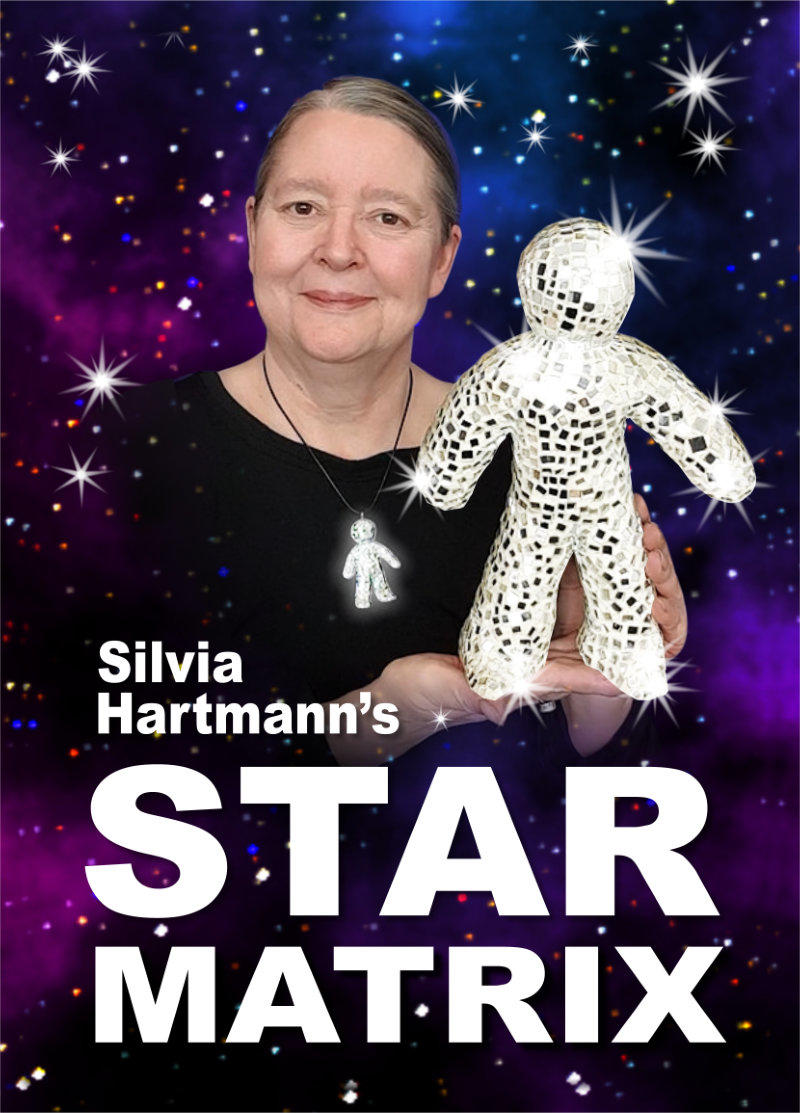 Star Matrix: Discover the true TREASURES & RICHES of YOUR LIFE! by Silvia Hartmann