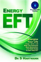 Energy EFT by Silvia Hartmann - Book Launch Info