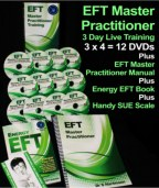 Energy EFT Master Practitioner - 12 x DVD Set: The Most Advanced Energy EFT Knowledge Available Today by Silvia Hartmann