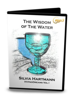 The Wisdom of the Water: Modern Energy Meditations by Silvia Hartmann & Ananga Sivyer