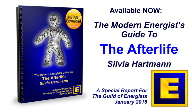 Available now: The Modern Energists Guide to the Afterlife