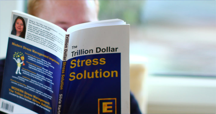 Everybody's reading The Trillion Dollar Stress Solution!